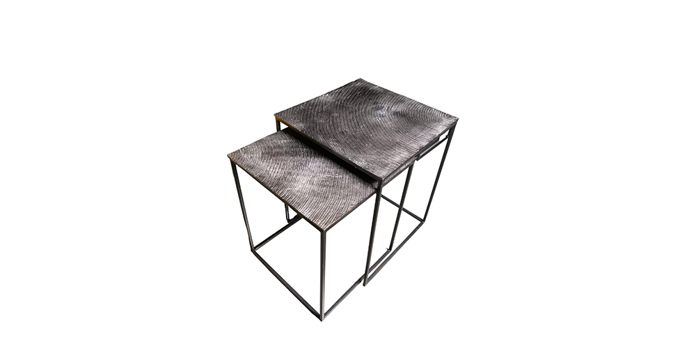 NESTED-METAL-SIDE-TABLE