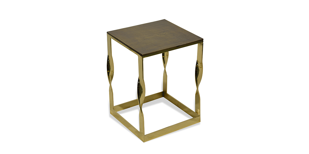 GOLD-SIDE-TABLE