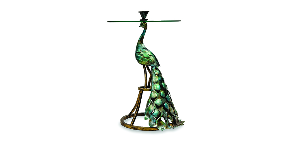 PEACOCK-SIDE-TABLE